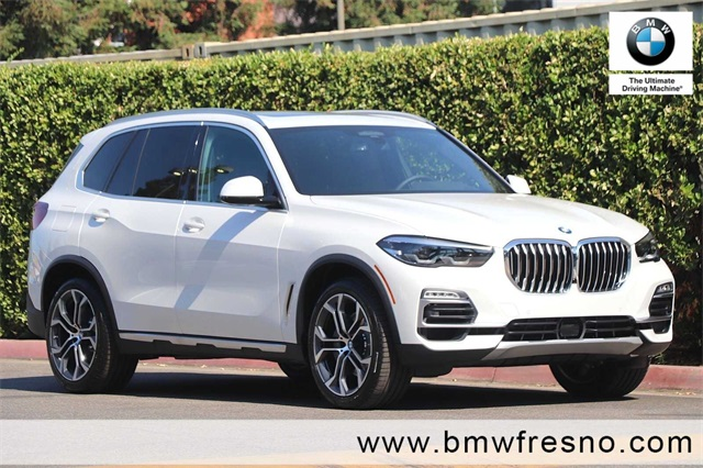 New 2020 BMW X5 xDrive50i