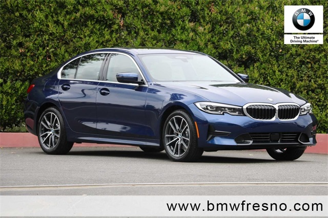 New 2019 Bmw 3 Series 330i 4d Sedan For Sale Kak07140 Bmw Fresno