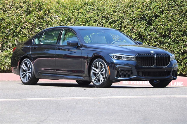 New 2020 BMW 7 Series 740i RWD 4D Sedan