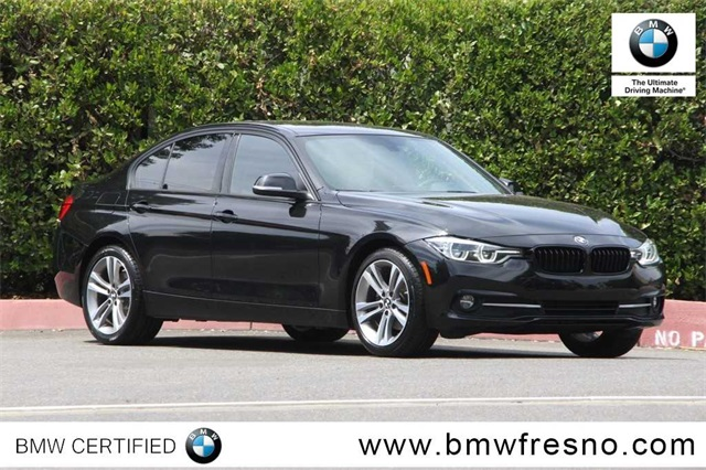 Certified Pre-Owned 2016 BMW 3 Series 328d