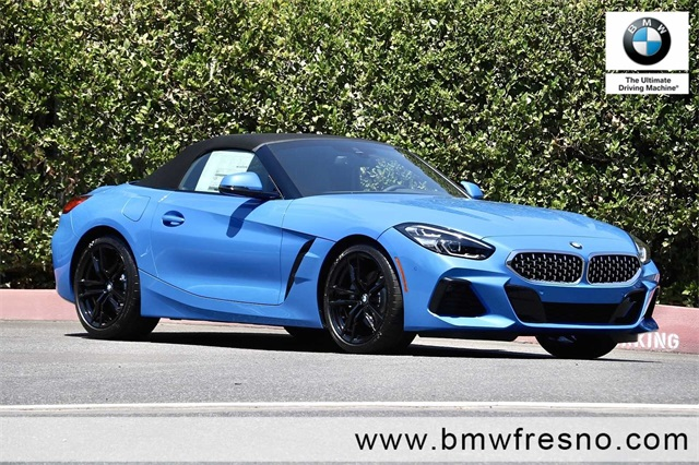 New 2019 Bmw Z4 M Sdrive30i Rwd 2d Roadster
