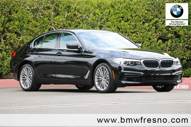 New 2019 BMW 530e iPerformance