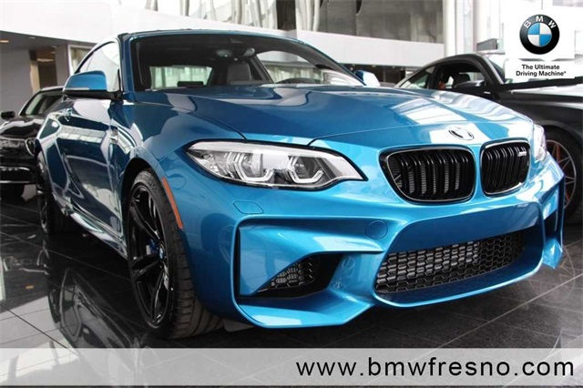 New 2018 BMW M2 Base