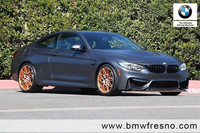 Bmw M4 Gts For Sale >> Pre Owned 2016 Bmw M4 Gts 2d Coupe For Sale 21068 Bmw Fresno