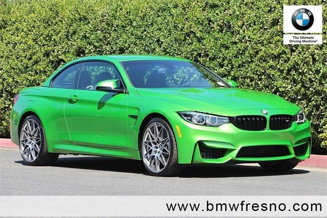 New 2018 Bmw M4 2d Convertible For Sale Jej63516 Bmw Fresno