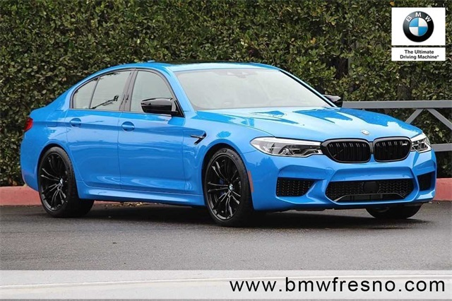 New 2019 Bmw M5 Competition Awd