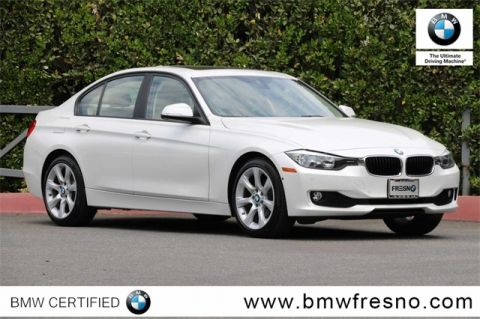 Certified Pre-Owned 2015 BMW 3 Series 328d