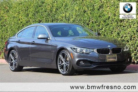 Pre-Owned 2019 BMW 4 Series 430i Gran Coupe