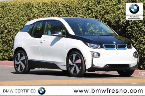 Certified Pre-Owned 2017 BMW i3 94Ah